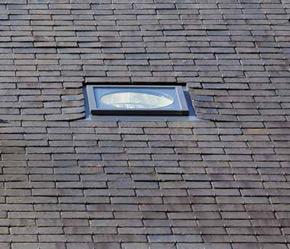 cubierta techo plano